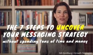 uncover your messaging strategy
